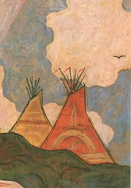 Frithjof Schuon, Painting